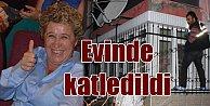 Edremit#039;te cinayet; İngilizce öğretmeni evinde öldürüldü