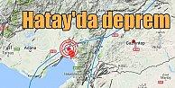 Hatay#039;da deprem: 4.4, Erzin ve Osmaniye 4.4 ile sallandı