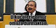 HDP: MHP#039;lilerle omuz omuza  durmaktan onur duyarız