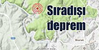 İstanbul'da sıradışı deprem; Kandilli böyle duyurdu