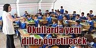 Okullar#039;da Kore, Urdu, Farsca dilleri de öğretilecek