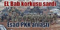 PKK ile Şam Türkiye#039;ye karşı anlaştı: PKK Suriye bayrağı çekecek