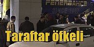Taraftardan Fenerbahçe#039;ye İstanbul#039;da şok protesto