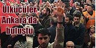 Ülkücüler Ankara#039;da buluştu: Ülkücüler Hayır#039;a niyetlendi