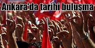 Ülkücüler yarın Ankara#039;da buluşuyor:Milliyetçiler Hayır diyecek