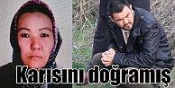 Afganlı kasap, karısını doğrayıp toprağa gömmüş