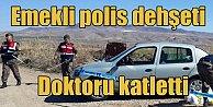 Aksaray#039;da emekli polis dehşeti; 2 ölü var