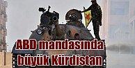 Amerika, Irak ve Suriye'de Kürdistan kuruyor