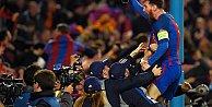 Barcelona tarih yazdı