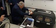 Başbakan Yıldırım#039;a kuzu hediye ettiler
