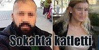 Bodrum'da sokak ortasında kadın cinayeti