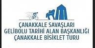 Çanakkale Bisiklet Turuna Avekten destek