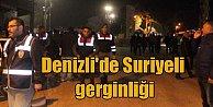 Denizli Saray#039;da Suriyeli gerginliği: Halk evleri taşladı