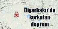 Diyarbakır Ergani#039;de deprem, Ergani 3.9 ile sallandı