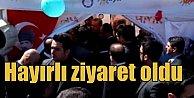 Erdoğan#039;ın Hayır çadırını ziyareti muhalefeti sevindirdi