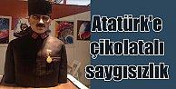 Halisdemir pastasından sonra Atatürk heykeli