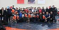 İbbnin Yıldız Güreşçileri Türkiye İkinci Oldu