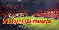 İmza atıldı artık resmen Galatasarayın
