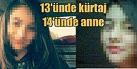 İzmir Kiraz#039;da 13 yaşındaki kız çocuğuna kürtaj
