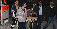 Manisa Turgutlu#039;da alkollü sürücü dehşet saçtı, 11 yaralı var