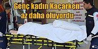 Manvgat'ta esrarengiz kaza: Kacarken otomobil altında kaldı