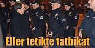 Sakarya#039;da polisten darbeye girişimine karşı önlem tatbikatı mı?