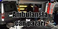 Tatvan'da ambulans faciası, 1 hemşire 4 ölü var