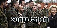 Almanya#039;dan Suriye operasyonu için sürpriz açıklama
