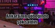 Ankara#039;da gece kulübüne uzun mamlulu silahlarla saldırdı