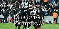 Beşiktaş 3-Gençlerbirliği 0