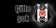 Beşiktaş'a çifte şok; İki oyuncu bir hafta yok