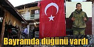 Çorumlu şehit Sedat Düzgün, Ramazan#039;da düğün yapacaktı