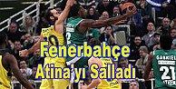 Fenerbahçe 71 - Panathinaikos 58