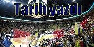 Fenerbahçe Basketbol#039;da tarih yazdı