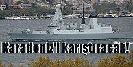 İngilizler, Karadeniz'de gerginliği tırmandırıyor