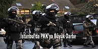 İstanbulda terör operasyonu