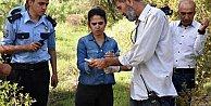 Kapkaç mağduru genç kızı, sınava polis ekipleri yetiştirdi