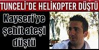Kayserili polis memuru Ahmet Cihan Kilci Şehit Düştü