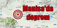 Manisa'da deprem, Manisa Çavuşoğlu 4.3 ile sallandı