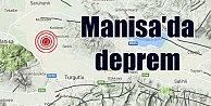 Manisa'da deprem oldu; Manisa Hacıhaliller 4.0 ile sallandı
