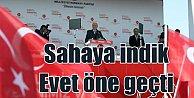 MHP lideri Devlet Bahçeli'ye göre Evet oyları önde gidiyor