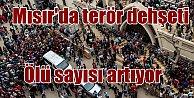 Mısır#039;da DEAŞ vahşeti; Ölü sayısı giderek artıyor