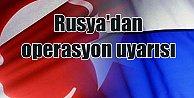 Moskova'dan Sincar ve Karaçok operasyonuna tepki