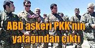PKK'nın koynunda çıkan Amerikan askerine, diplomatik savunma