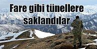 PKK yöneticileri Bestler Dereler'de sıkıştırıldı