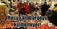 Rusya; Türk domatesine izin vermedik!
