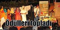 Sarıyer Belediye Tiyatrosu#039;na 2 ödül birden geldi