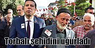 Şehit UZman Çavuş Şenözüar Torbalı#039;dan uğurlandı