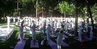Şimdi doğa ile bütünleşme zamanı; Yoga Festivali Nisan#039;da Aban#039;ta