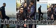 Tunceli'de helikopter düştü, Malatya iki şehit haberiyle sarsıldı